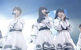乃木坂46将再访台湾 明年1月台北小巨蛋开唱
