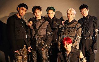EXO正規六輯席捲榜單 成員話題多是個人幸福