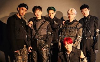 EXO正规六辑席卷榜单 成员话题多是个人幸福
