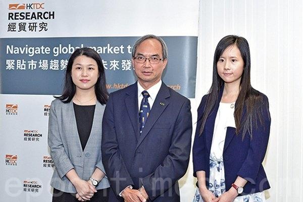 香港貿發局估明年出口跌2% 年末出口創新低