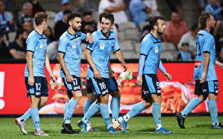 澳洲A联赛:悉尼队取五连胜 以5分优势领跑