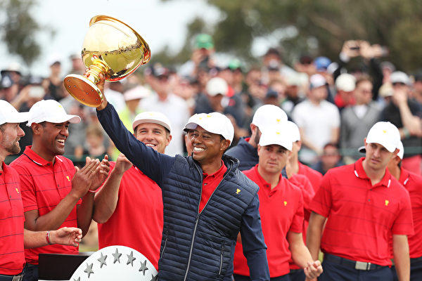 老虎‧伍茲(Tiger Woods)
