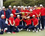 高爾夫總統盃賽美國隊
