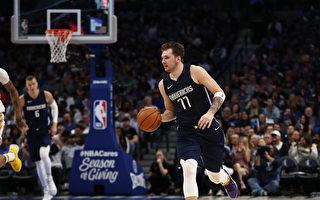 NBA獨行俠東契奇