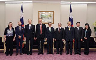 颁亚洲民主人权奖 陈建仁:盼深化国际伙伴关系