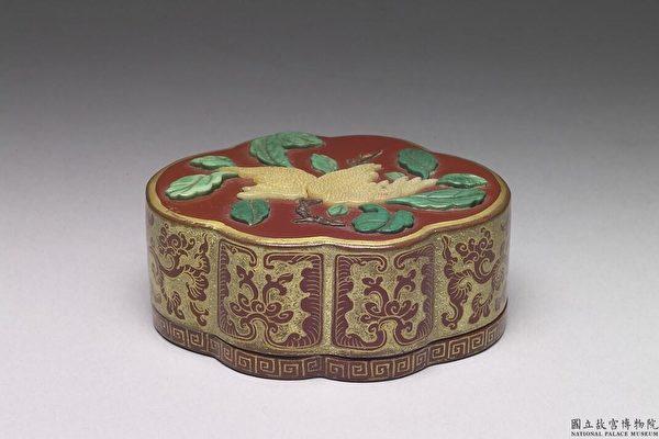 榮華富貴的化身 中華螺鈿漆器