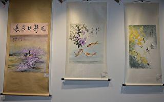 乡土文化艺文展览 创意花艺多领域艺术