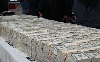 警破獲假美鈔2千萬 恐涉兆豐詐騙案