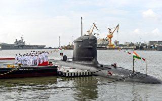 印度提升核潜艇军力 对中共意味着什么