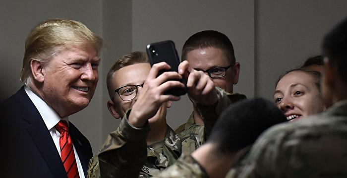 【看川普推特學英文】川普突訪阿富汗 與美軍共度感恩節(影音)