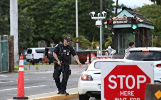 珍珠港傳槍聲 3死1傷 嫌犯疑為海軍士兵