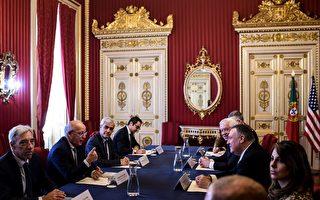 蓬佩奥访问葡萄牙:与华为合作带来风险