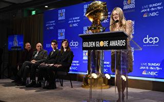 77屆金球獎公布提名 萊昂納多有望四度封帝