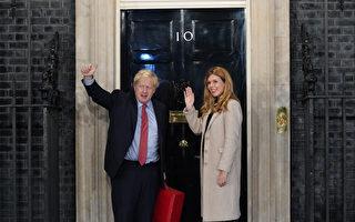 川普祝賀約翰遜勝選 期待英美大筆貿易協議