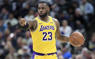 「你是下一個」推文遭轟 NBA球星詹姆斯刪帖