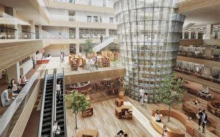 全台最美圖書館在桃園  日本設計團隊親身與談