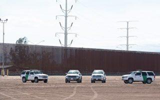 加州邊境探員24小時救了22非法移民
