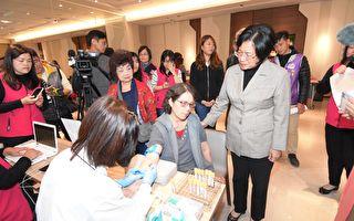 打流感送C肝筛检 彰卫局加码长者和幼童福利