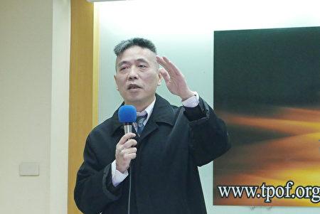 苏紫云表示,现阶段台湾的5G战略深具优势,保护高科技关键敏感技术显得格外重要,政府应该从法制上进行相关的保护。图为苏紫云资料照。