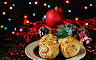 轉眼新年到! 各國招來好運的福氣美食