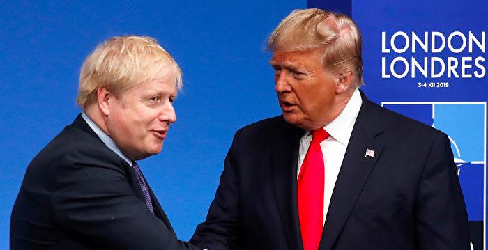 英國首相:川普新協議可替代伊朗核協議