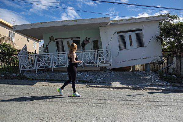 波多黎各6.4級地震釀1死 全島停電