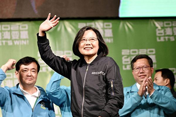 顏丹:中共喉舌報導台灣民調為何遭轟?