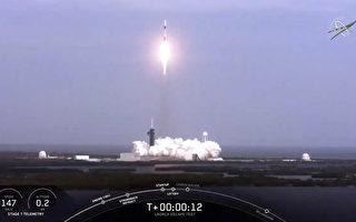 完成紧急逃生测试 SpaceX太空船最快3月载人