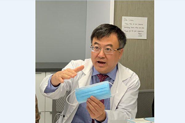 防中共肺炎 医生:洗手洗够20秒  戴口罩要与鼻子紧贴