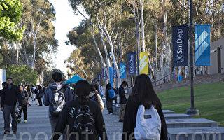 州外生和國際生更難、本州生更易上加州大學