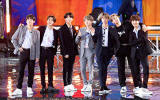 BTS《Black Swan》摘台港美等93區iTunes冠軍