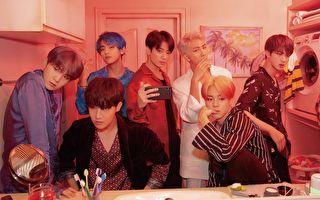 BTS连4年登Gaon榜年度销量王 创最高销量纪录