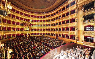 神韻在歐洲熠熠生輝 意大利政界高官盛讚