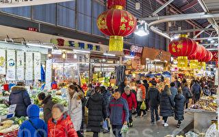 組圖:韓國首爾張燈結綵迎新年
