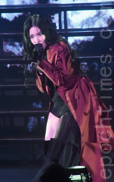 《2020 TIFFANY YOUNG OPEN HEARTS EVE CONCERT IN TAIPEI》演唱会