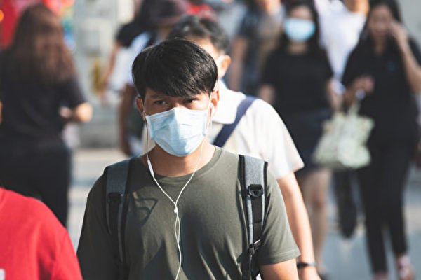 中共肺炎(俗稱武漢肺炎)存在「沉默傳播者」,即無症狀的人也可傳播病毒。(Shutterstock)
