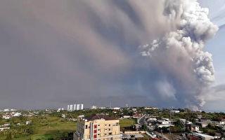 菲律宾火山濒临大爆发 200起地震3万人逃难