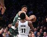 NBA雄鹿破網六連勝