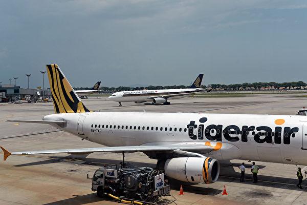 澳洲国内虎航(Tigerair)航班