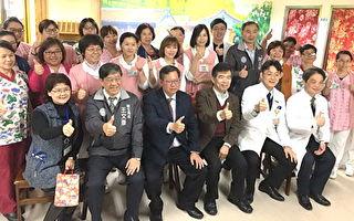 桃园医疗服务春节不打烊  郑文灿感谢医护人员