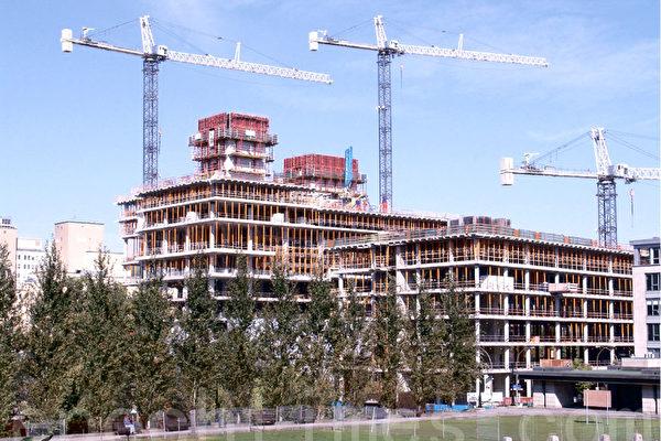 在房价下跌的情况下, 大温哥华住房建设创下历史记录