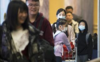 阻中共肺炎傳播 溫哥華機場高度戒備