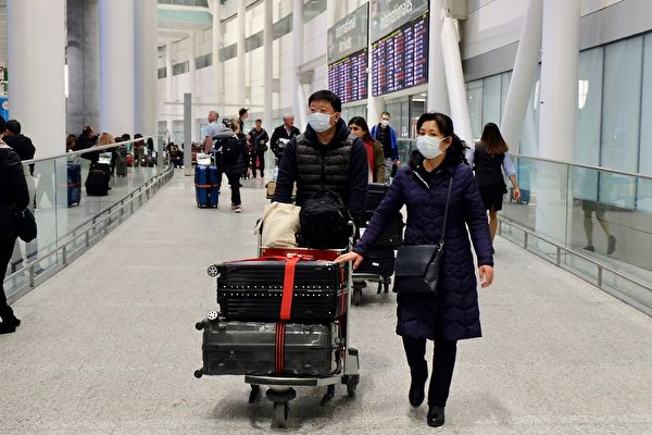 戴口罩防中共病毒 美國CDC和專家不建議