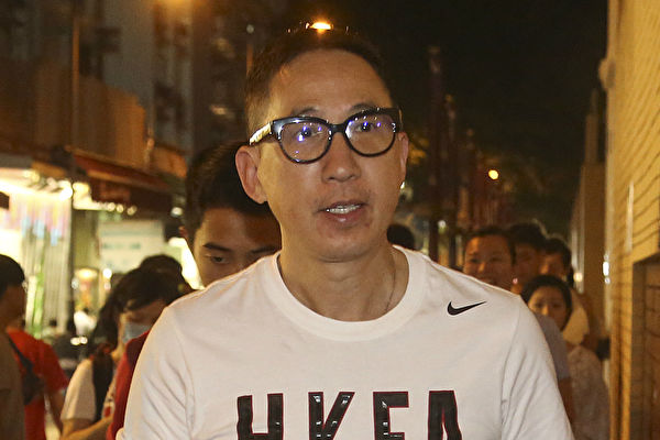 中共肺炎疫情蔓延 港导演张坚庭呼吁别去中国