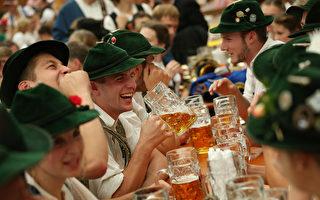德国饮食传统 (4) :豪迈的啤酒文化