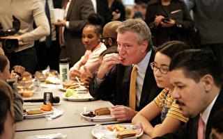 """前奥巴马政府""""学生健康午餐标准""""被叫停"""