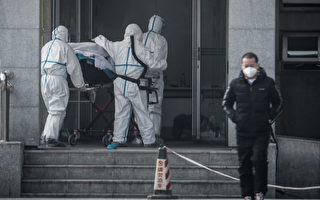 最新研究:武漢早期中共肺炎病患致死率11%