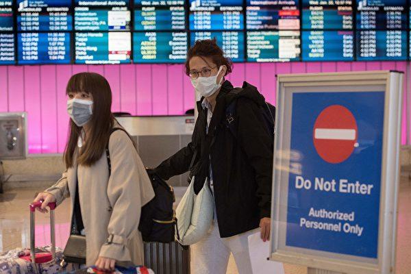 搭飛機如何避免感染中共病毒 專家有建議
