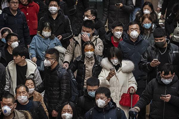 英美專家預估:武漢10天後恐25萬人感染