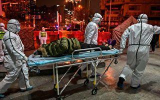 武漢一醫院61醫生被感染 一科室1/4人中招